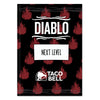Diablo Sauce Packet Notebook