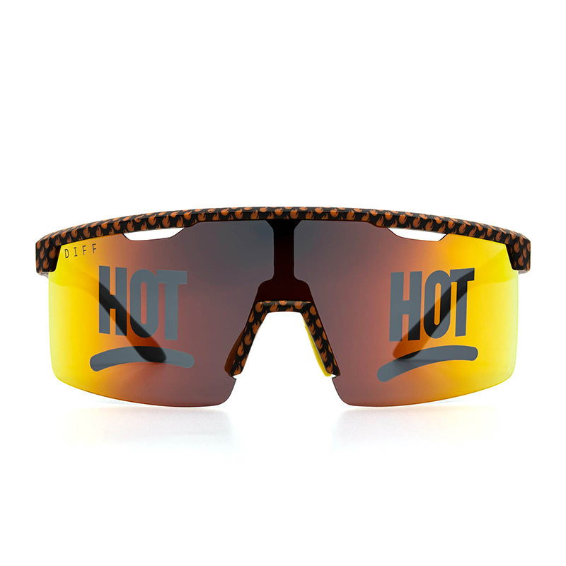 DIFF X Taco Bell 'Hot Luka' Sunglasses