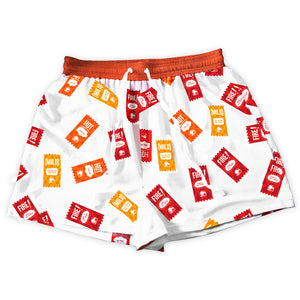Women's Sauce Packet Pajama Shorts