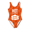 Hot Sauce Packet One Piece Swimsuit
