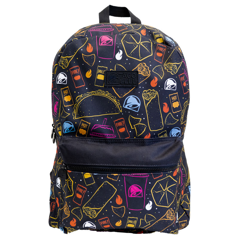 Taco Bell Cravings Backpack
