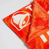 Taco Bell Ultra Plush Hot Sauce Packet Blanket