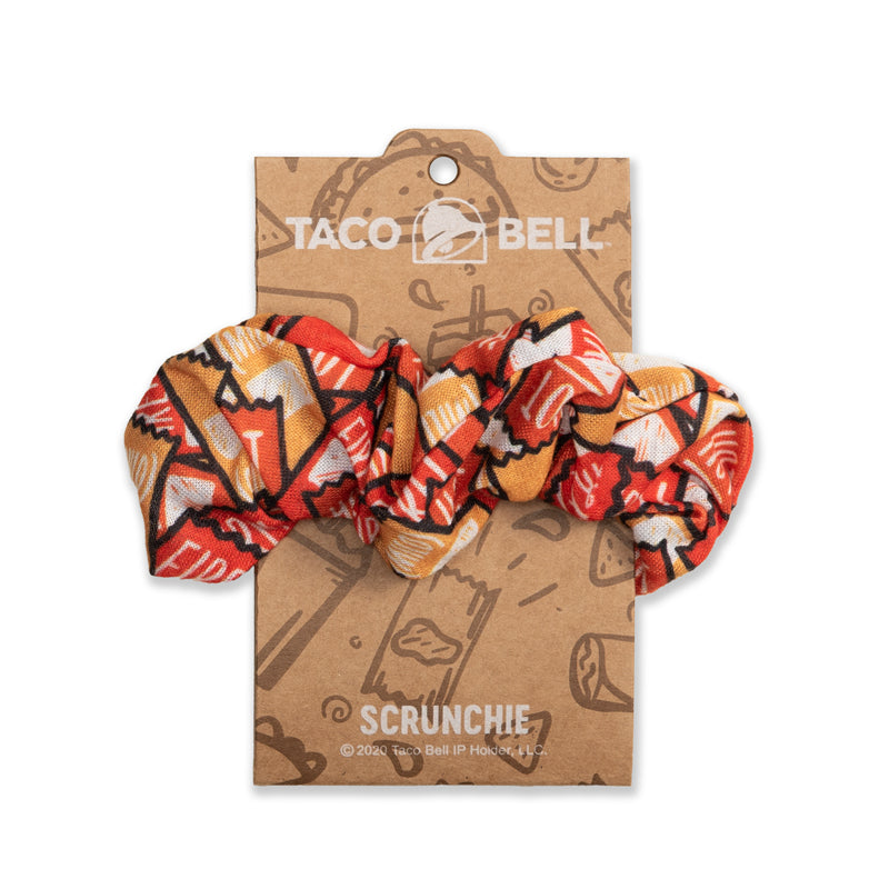 Sauce Packet Scrunchie