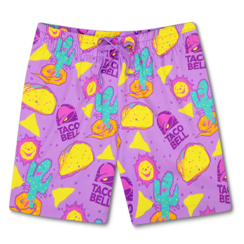 Chubbies x Taco Bell 'The Taco Trunk' 5.5