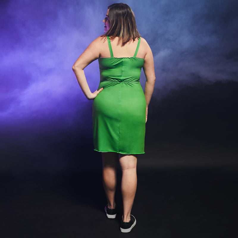 Taco Bell Verde Salsa Sauce Packet Dress