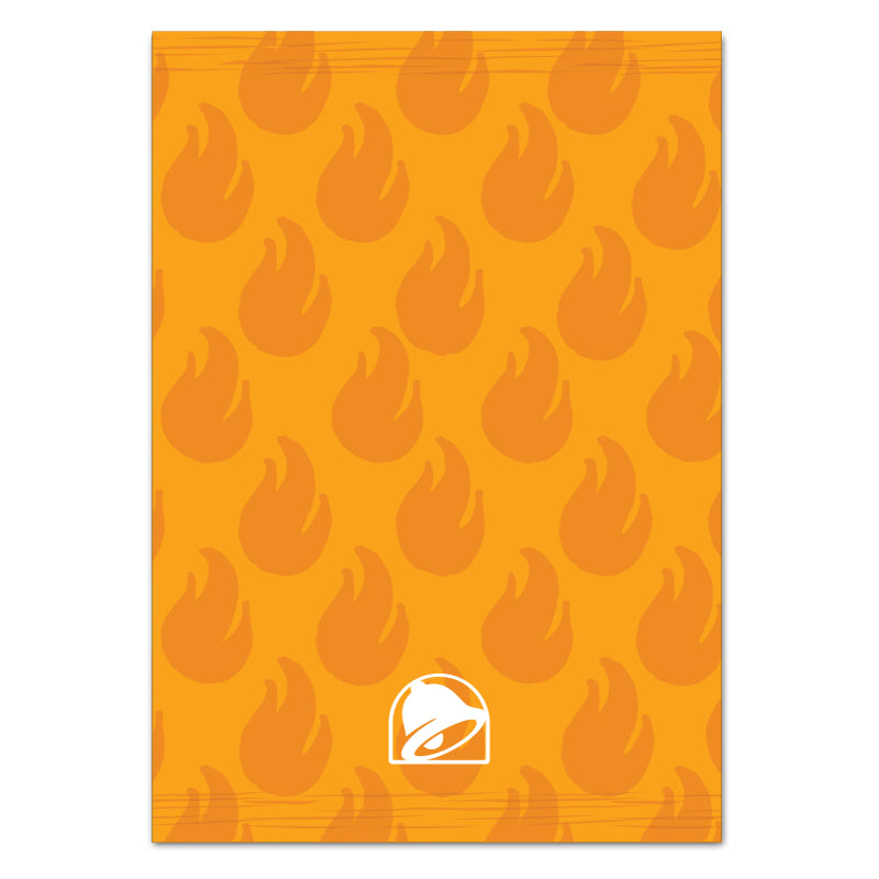 Mild Sauce Packet Notebook