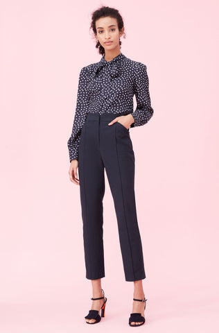 Notch Suiting Pant in Navy