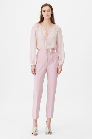 Tailored Stretch Modern Suiting Pant in Primrose