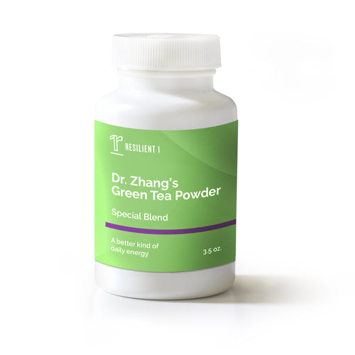 Dr. Zhang's Green Tea Powder
