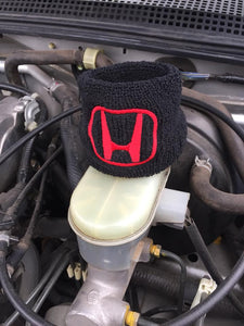 Honda Black with Red Reservoir Cover