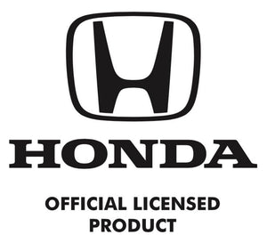 Honda Black and White Fitted Hat
