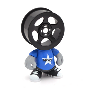 Wheel Headz Collectible Figures