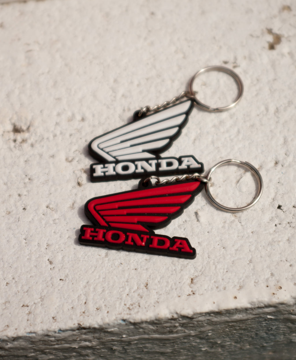 Honda Wings Keychains