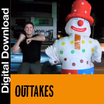 """Dancing 2012 Outtakes"" Video (Download)"