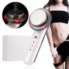 New Ultrasound Cavitation EMS Face Body Slimming Massager Lipo Fat Burner Machine Galvanic Infrared Ultrasonic Weight Loss Tools