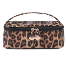 Load image into Gallery viewer, leopard-print-pu-multifunctional-waterproof-bag.jpg