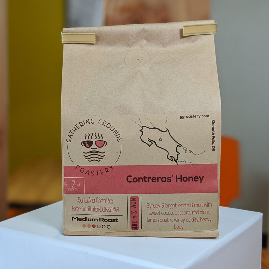 Contreras' Honey - 12oz