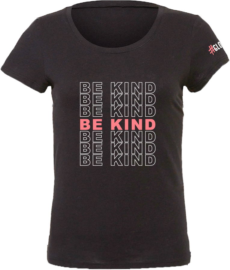 GLOL BE KIND t-shirt