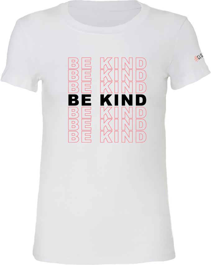 BE KIND WHITE