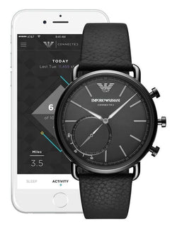 ART3030  EMPORIO ARMANI connected  Hybrid Smart Watch
