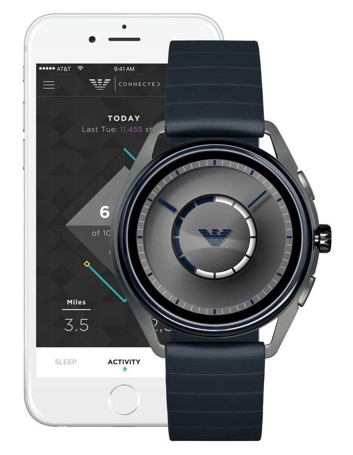 ART5008  EMPORIO ARMANI connected  TOUCH Screen Smart Watch