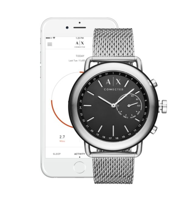 ARMANI EXCHANGE CONNECTED  AXT1020