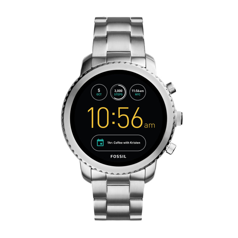 FTW4000 Fossil Q Explorist Smart Watch