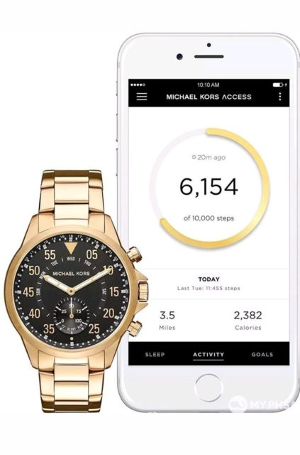Michael Kors Access Hybrid  Connected MKT4008