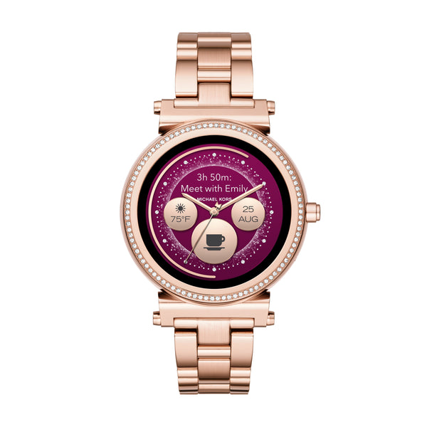 MKT5022 Michael Kors Access Sofie Smart Watch