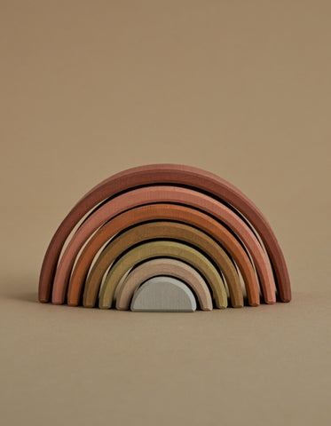 Raduga Grez new collection stacking rainbow