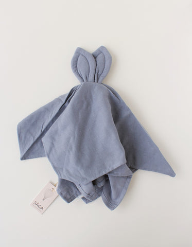 SAGA Copenhagen baby cuddle cloth MOONLIGHT BLUE