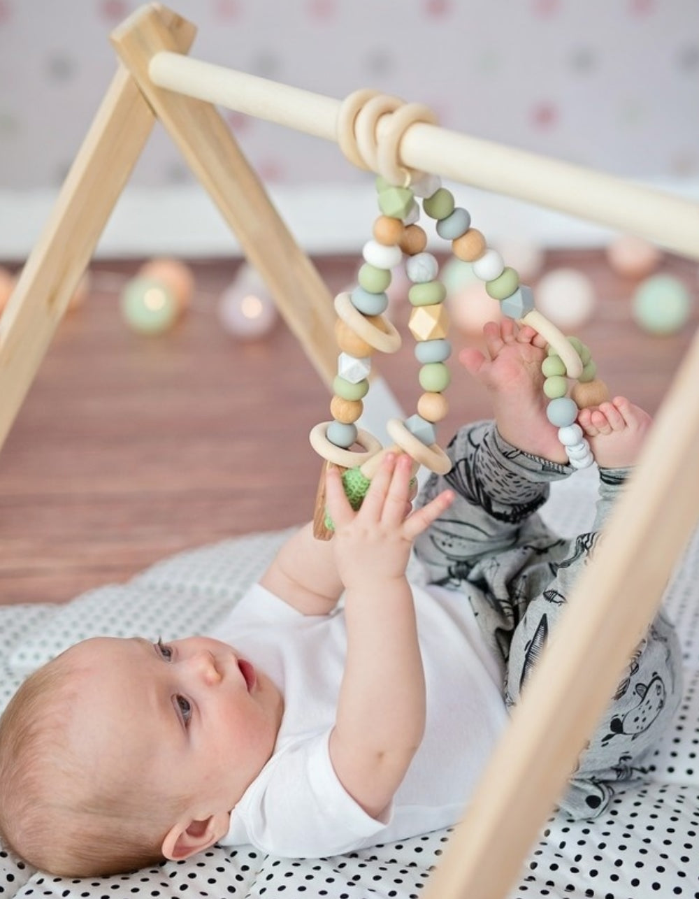 earthly baby gym toys