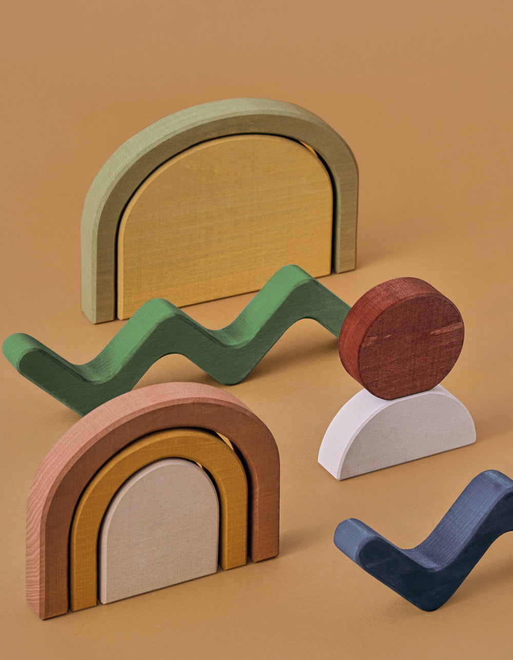 Raduge Grez shape building blocks