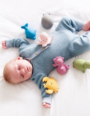 natural rubber teething toys for baby