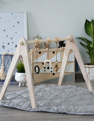 Scandinavian nursery idea