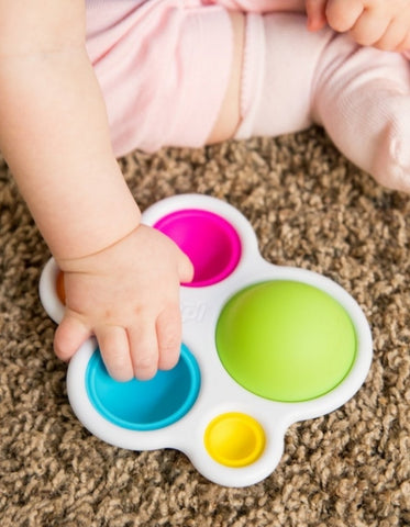 DIMPL sensory toy by Fat Brain Toys