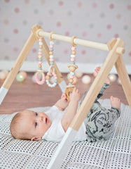 baby gym toys for a girl