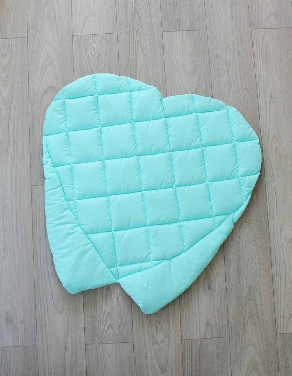 baby nursery play mat mint