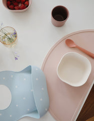 mushie silicone place mat solid