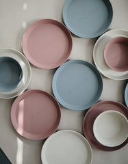 scandinavian inspired dinnerware for kids