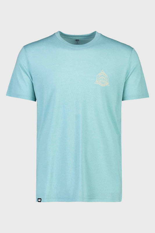 Mons Royale Icon Tee - Sage