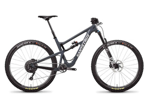 Santa Cruz Hightower LT XE Kit Bike - Gloss Slate/Grey