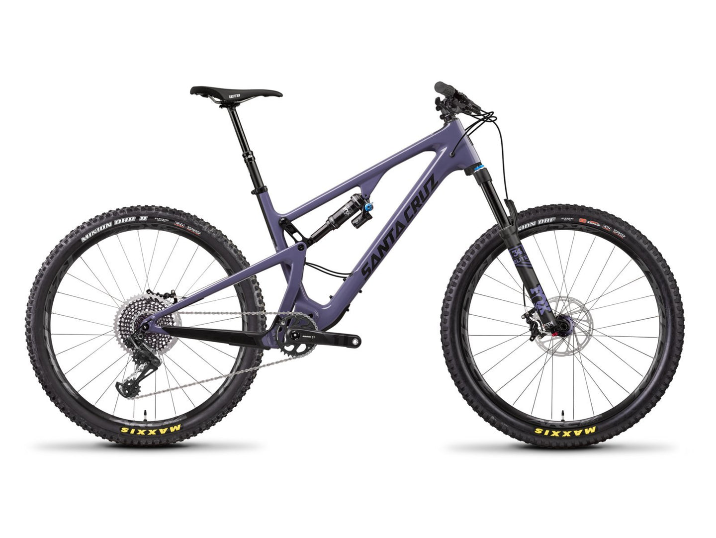 Santa Cruz 5010 Carbon CC - XO1 Kit - Purple