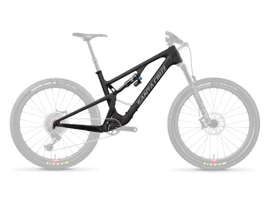 Santa Cruz 5010 Carbon CC Frame - Black