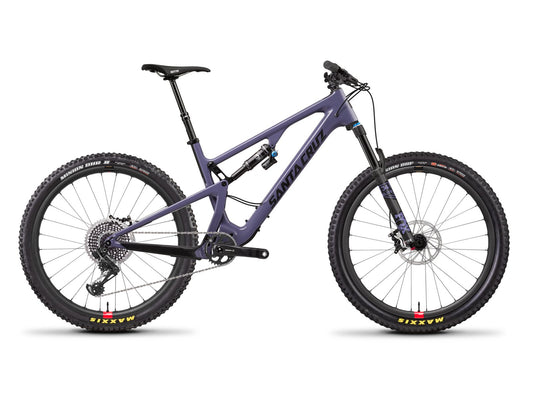 Santa Cruz 5010 Carbon CC - XO1 2.6 Reserve Kit - Purple