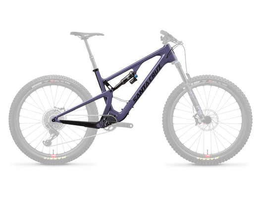 Santa Cruz 5010 Carbon CC Frame - Purple
