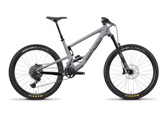 Santa Cruz Bronson Carbon C - S 2.6 Kit - Primer Grey