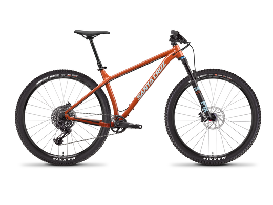 Santa Cruz Chameleon - S 29 Kit - Orange