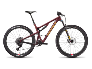 Santa Cruz Tallboy Carbon C S Reserve Kit - Oxblood
