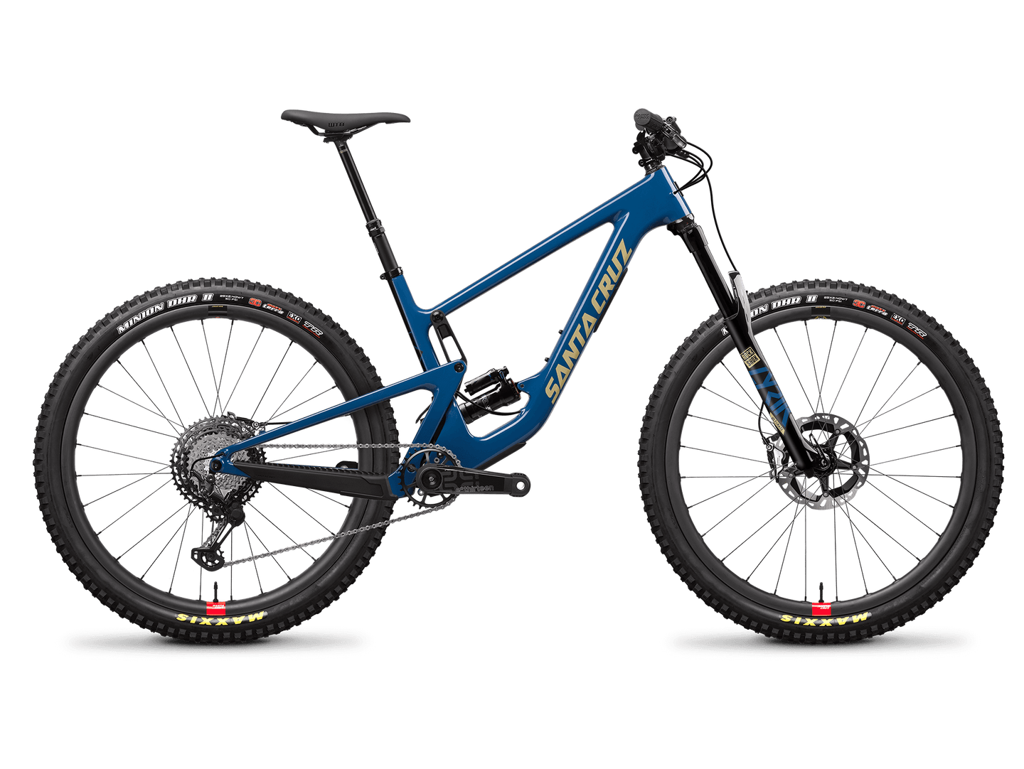 Santa Cruz Hightower Carbon CC - XTR Reserve Kit